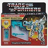 NEW SEALED 2021 Transformers Generations Retro Headmaster Autobot Brainstorm WM