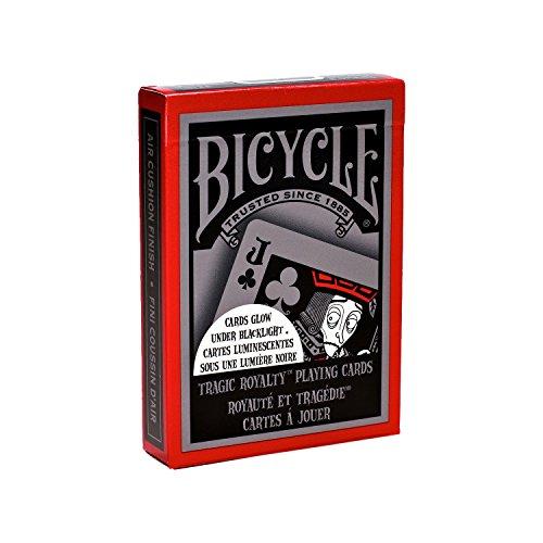 [バイシクル]Bicycle Tragic Royalty Playing Cards 1018404-2PK [並行輸入品]