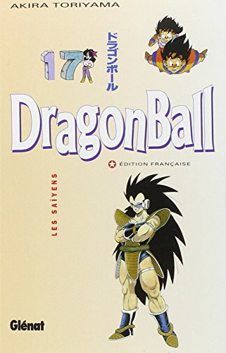 Dragon Ball, tome 17 : Les Saïyens