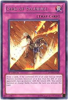 Yu-Gi-Oh! - Card of Sacrifice (DP10-EN029) - Duelist Pack 10: Yusei Fudo 3 - Unlimited Edition - Rare