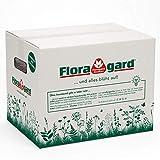 Floragard Blumenerde im Karton 35 Liter - Universalerde für Zimmer-, Balkon- und Kübelpflanzen - mit Ton und Langzeitdünger