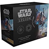 Star Wars Legion – LAAT/le Patrol Transport Expansion   Miniature War Game   Strategy Game   Ages 14 and up   2 Players   Average Playtime 1 – 2 Hours   Made by Fantasy Flight Games