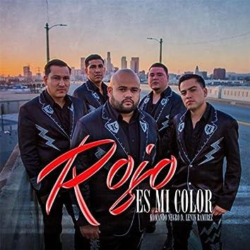 Rojo Es Mi Color (feat. Lenin Ramirez)