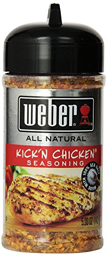 Weber Kick N Pollo condimento (Peso Netto 141,7Gram)