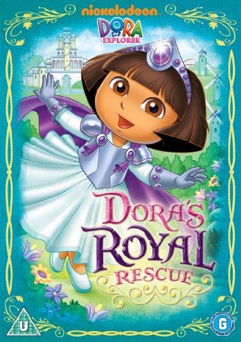 Dora the Explorer-Royal Rescue