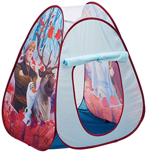 John Disney 75144 - Tenda Giocattolo Pop Up Frozen