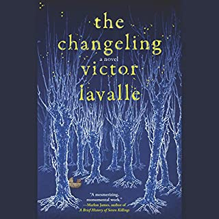 The Changeling audiobook cover art