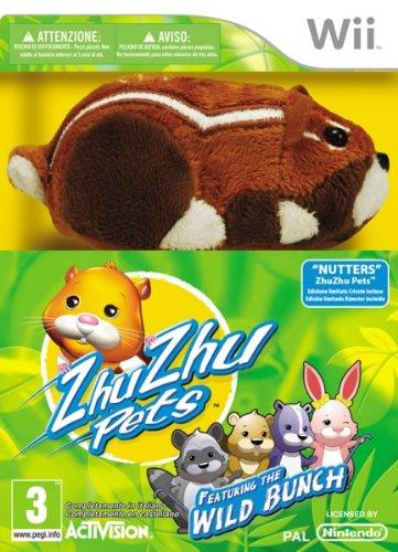 Zhu zhu pets: Wild Bunch