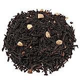 Aromas de Té - Té Negro Pakistan con Clavo Canela Cardámomo Vainilla Jengibre Aromas Naturales Digestivo Anti-inflamatorio sabor picante y fresco, 100 gr