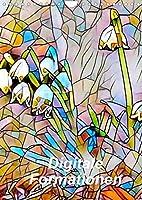Digitale Formationen (Wandkalender 2022 DIN A4 hoch): Erleben Sie die faszinierendne Bilder der digitalen Kunst. (Monatskalender, 14 Seiten )