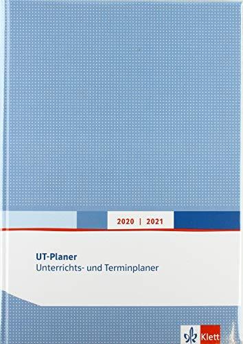 UT-Planer 2020/2021. Unterrichts- und Terminplaner: Kalender (Format DIN A4)