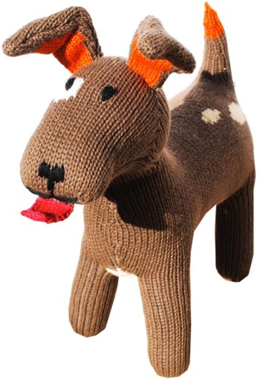 bajo precio Loralin Dise-o Knit Dog DOG, 10 pulgadas de juguete juguete juguete  ¡no ser extrañado!