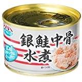 キョクヨー シーマルシェ 銀鮭中骨水煮 EO缶140g