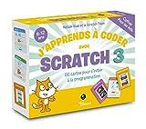 Coffret J'apprends à coder avec Scratch 3 - 86 cartes pour s'initier à la programmation