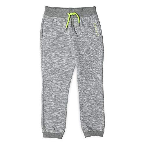 ESPRIT KIDS Jungen Knit Pants Sporthose, Silber (Heather Silver 223), (Herstellergröße: 116+)