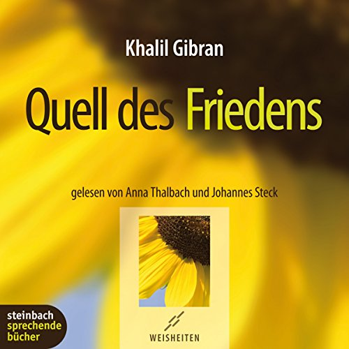 Quell des Friedens cover art