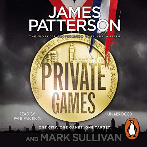 Couverture de Private Games