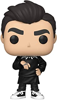Funko Pop! TV: Schitt's Creek - David (estilos pueden variar), multicolor
