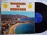 VARIOUS ARTISTS Vacaciones En Benidorm vinyl LP (Digno Garcia etc)