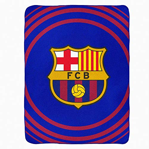 FCB Manta Forro Polar Oficial FC Barcelona