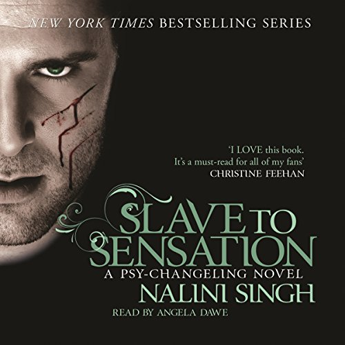 Slave to Sensation cover art