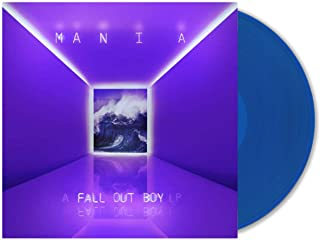 Mania - Exclusive Limited Edition Blue Colored Vinyl LP [Condition-VG+NM]