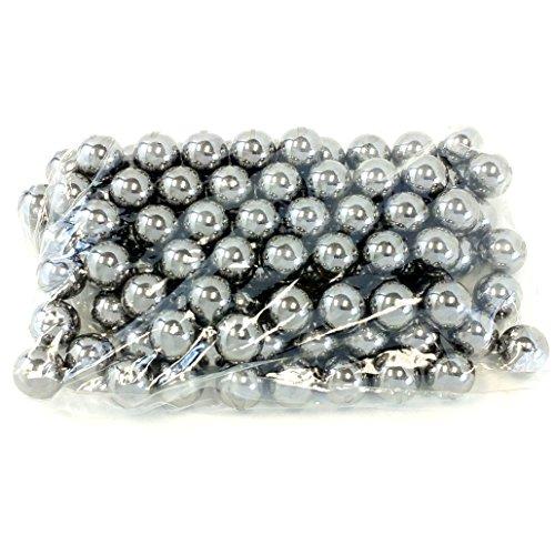 "Two 1-1//4/"" Inch Chrome Steel Bearing Balls G25"