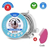 Best Flea Collars For Dogs - Flea Collar for Dogs with Flea Comb- Flea Review