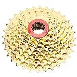 Cassette de Roue Libre de vélo de Montagne 8 Vitesses 32 T Roue Libre de vélo en Acier Roue Libre...