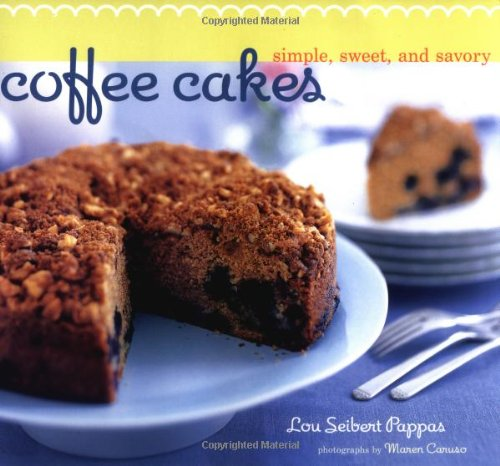 Coffee Cakes: Simple, Sweet, and