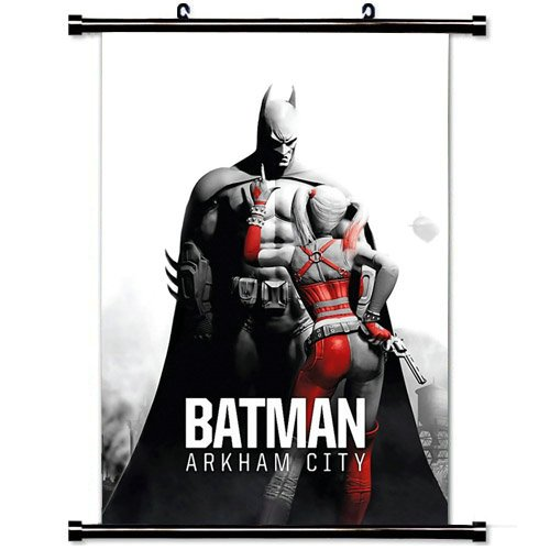 51Fr-Qi4DAL Harley Quinn and Batman Posters