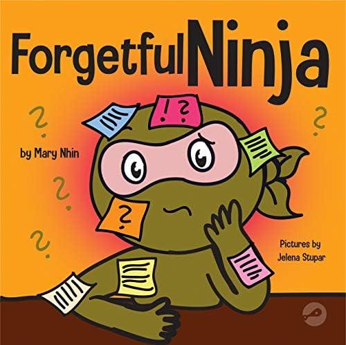 Forgetful Ninja A Children s Book About Improving Memory Skills Ninja Life Hacks 44 product image