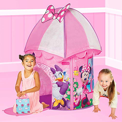 Disney Minnie Mouse Mickey Mouse Boutique Tent Ages 3 - 8 Years