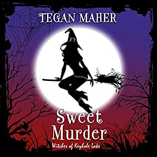 Sweet Murder: Witches of Keyhole Lake     Witches of Keyhole Lake Southern Mystery Series, Book 1              By:                                                                                                                                 Tegan Maher                               Narrated by:                                                                                                                                 Krystle Minkoff                      Length: 7 hrs and 32 mins     1 rating     Overall 4.0