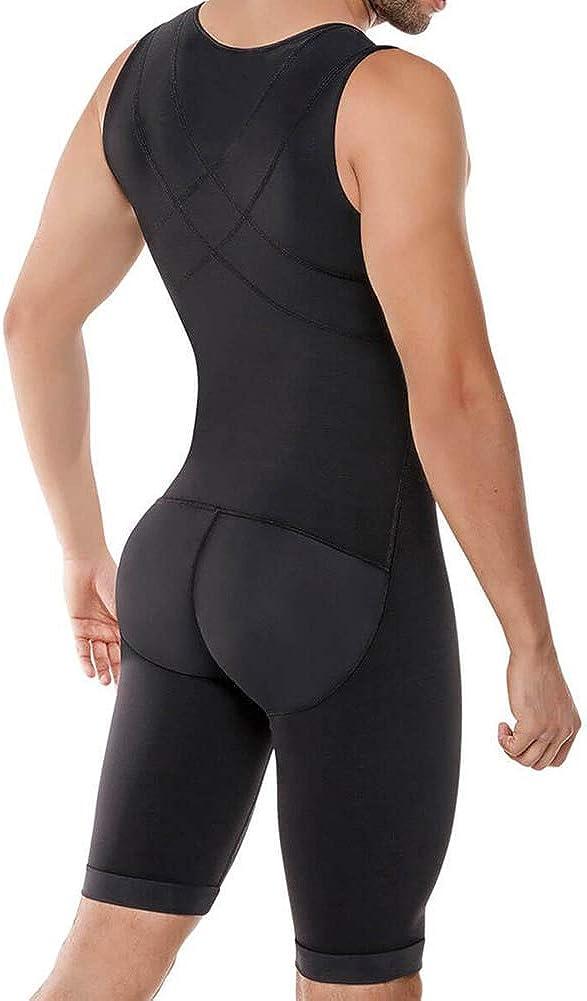 FeelinGirl Men Compression Tummy Control Slimming Large-scale sale Body Shapewear Cash special price