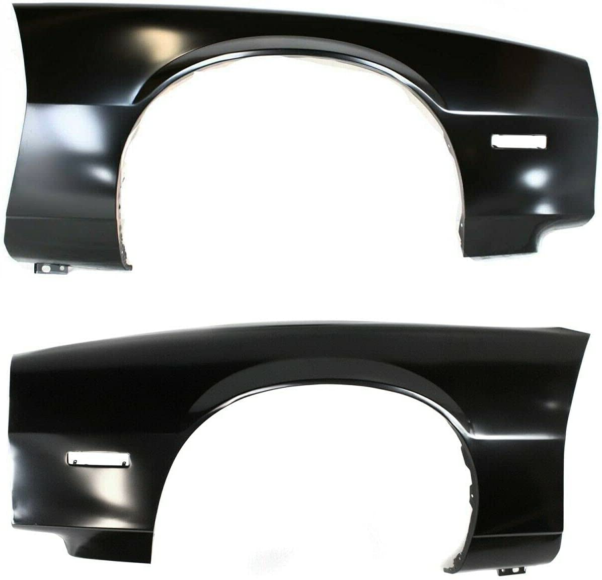 Set Max 77% OFF of 2 Fashion Fenders Front Cama Compatible with Chevy Left-and-Right