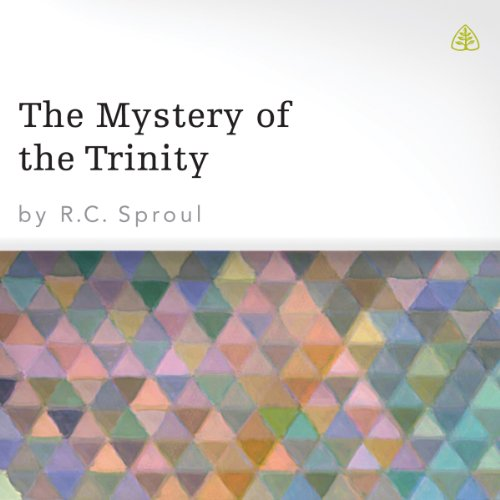 The Mystery of the Trinity audiobook cover art