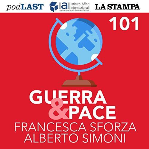 Coronavirus, emergenza globale (Guerra & Pace 101) copertina