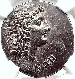 1000 IT ALEXANDER III the GREAT AR Greek Tetradrachm Coin Tetradrachm Ch XF NGC