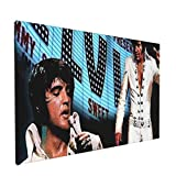 Elvis Presley Wallpapers And Screensavers Canvas Print Wall Art Painting For Living Room Decoration And Modern Home Decoration