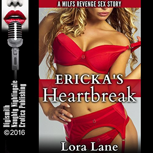Ericka's Heartbreak audiobook cover art
