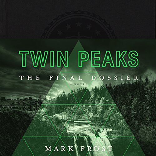 Twin Peaks: The Final Dossier cover art