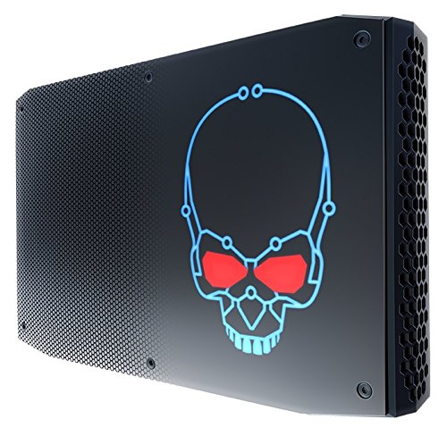 Intel NUC 8I7HNK2 - Kit ordenador Mini PC (Intel Core i7-8805G, Espacio para hasta 32 GB SODIMM DDR4 RAM, Espacio para disco 2xM.2, Radeon RX Vega M GL Graphics)