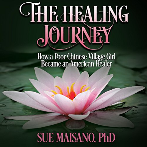 The Healing Journey audiobook cover art