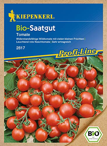 Wildtomate Rote Murmel (Bio-Saatgut)