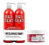 TIGI Bed Head Urban Anti Dotes Resurrection set Tween Shampoo + balsamo + maschera