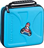 Officially Licensed Hard Protective 3DS Carrying Case - Compatiable with Nintendo 3DS, 3DS XL, 2DS, 2DS XL, New 3DS, 3DSi, 3DSi XL - Includes Game Card Pouch