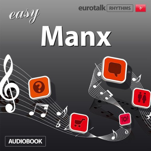 Rhythms Easy Manx  By  cover art