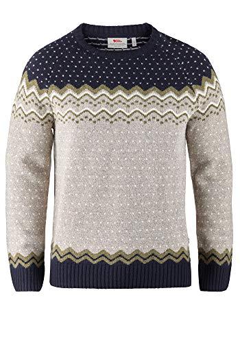Fjallraven - Men's Ovik Knit Sweater, Navy, L
