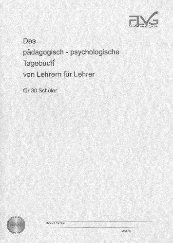 Pädagogisch-Psychologisches Tagebuch